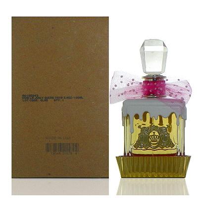 Juicy Couture 蛋糕甜心淡香精 100ml Tester 包裝