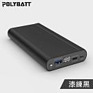 POLYBATT-全新3A急速充電行動電源-支援PD/QC快充
