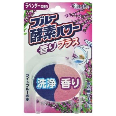 ST雞仔牌 酵素馬桶芳香除臭劑-薰衣草120g