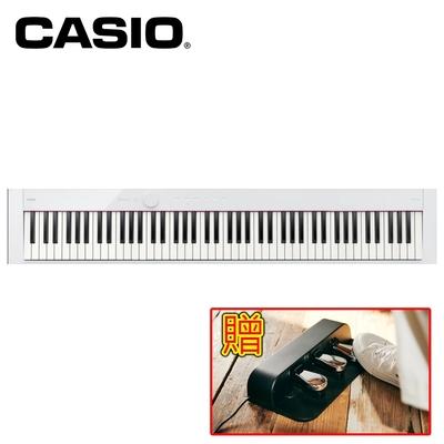 CASIO PX-S1100 WE 88鍵數位電鋼琴 典雅白色款