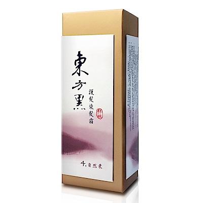 舒妃SOFEI 東方黑 5黑植萃人蔘護髮染髮霜 NO.4自然栗
