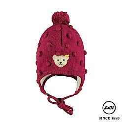 STEIFF德國精品童裝 羊毛球球針織帽