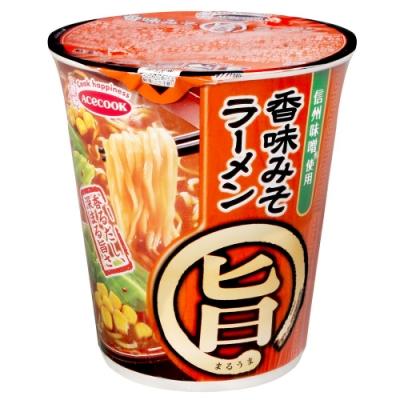 Acecook 旨味杯麵-味噌風味(59g)
