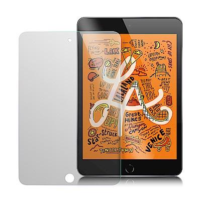 City  2019 iPad mini/iPad mini 5防指紋霧面玻璃保護貼