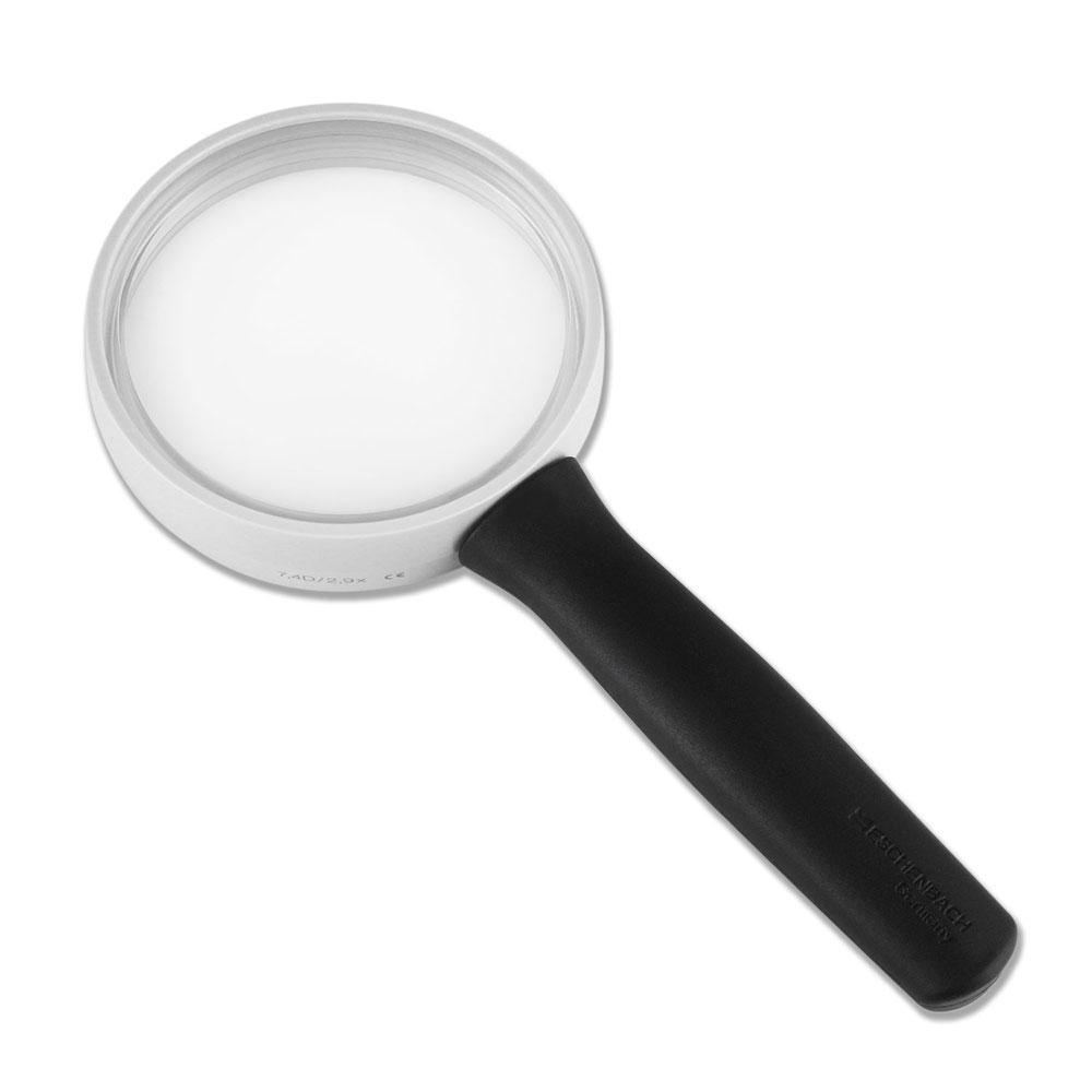 【Eschenbach】2.9x/7.4D/75mm 德國製手持型齊焦非球面放大鏡