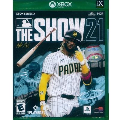 美國職棒大聯盟 21 MLB The Show 21 -  XBOXSX 英文美版