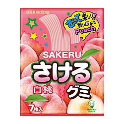 味覺糖 撕吧! 水蜜桃味軟糖(32.9g)