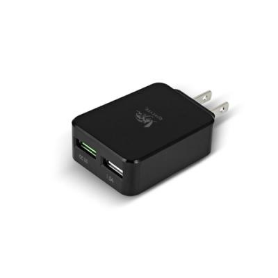 RONEVER DE004 QC3.0雙孔USB電源供應器