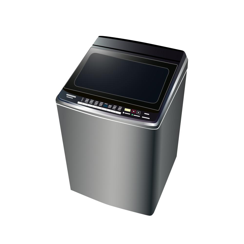 [時時樂]Panasonic國際牌 15公斤 直立式 變頻洗衣機 NA-V150GBS-S不鏽鋼