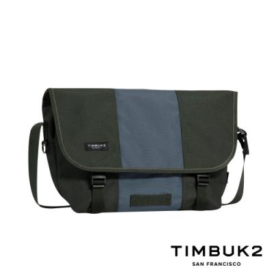 Timbuk2 Classic Messenger 13 吋經典郵差包 - 墨綠藍拼色