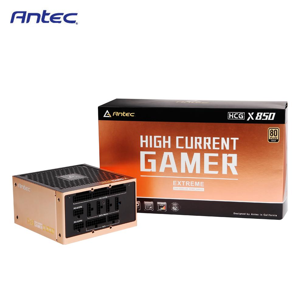 Antec 安鈦克 HCG850 Extreme 850W 80+ 全模組化 電源供應器