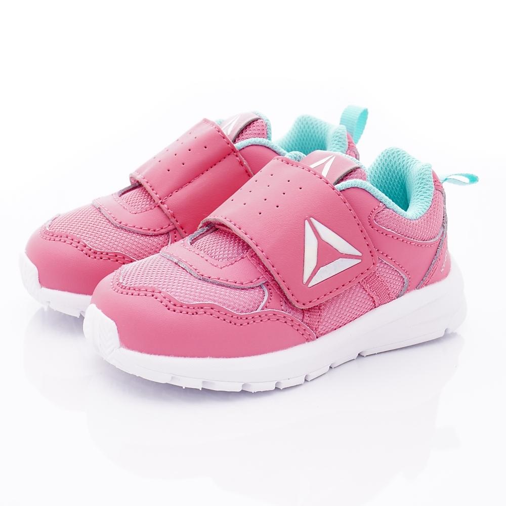 Reebok頂級童鞋 經典簡約學步鞋款 EI709粉(寶寶段)