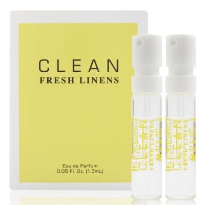 CLEAN FRESH LINENS 清新亞麻中性淡香精針管 1.5ml * 2入