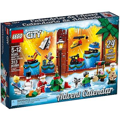 樂高LEGO 城市系列 - LT60201 驚喜月曆