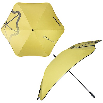 BLUNT GOLF C1+高爾夫球傘碳纖骨架 完全抗UV 糖果黃