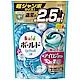 日本P-G-3D立體2-5倍洗衣果凍膠囊補充包-清