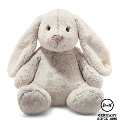 STEIFF德國金耳釦泰迪熊  頑皮兔兔  Hoppie Rabbit (動物王國)