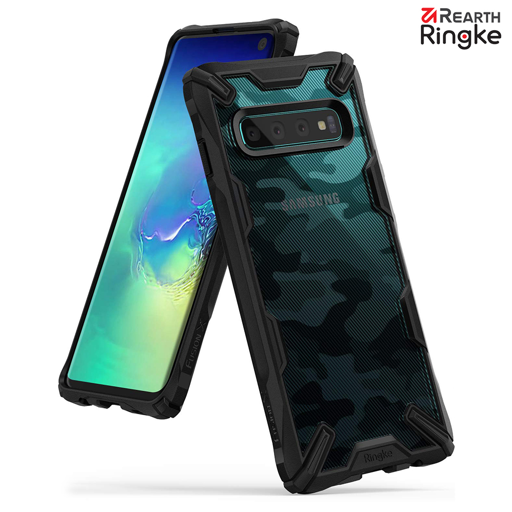 【Ringke】Galaxy S10 [Fusion X Design] 手機殼
