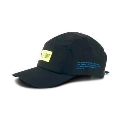 PUMA-男女First Mile棒球帽-黑色