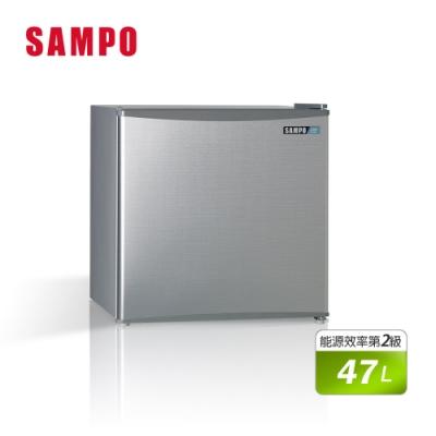 福利品-SAMPO聲寶 71公升 單門冰箱 SR-B07