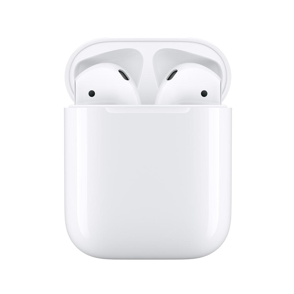 Apple AirPods 搭配有線充電盒 藍芽無線耳機(MV7N2TA/A) - 第二代