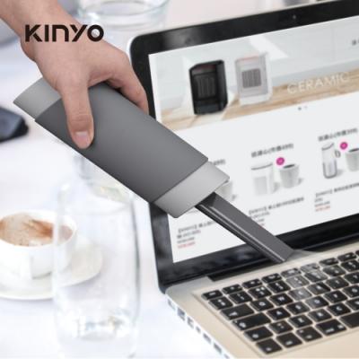KINYO迷你吹吸兩無線吸塵器KVC5895