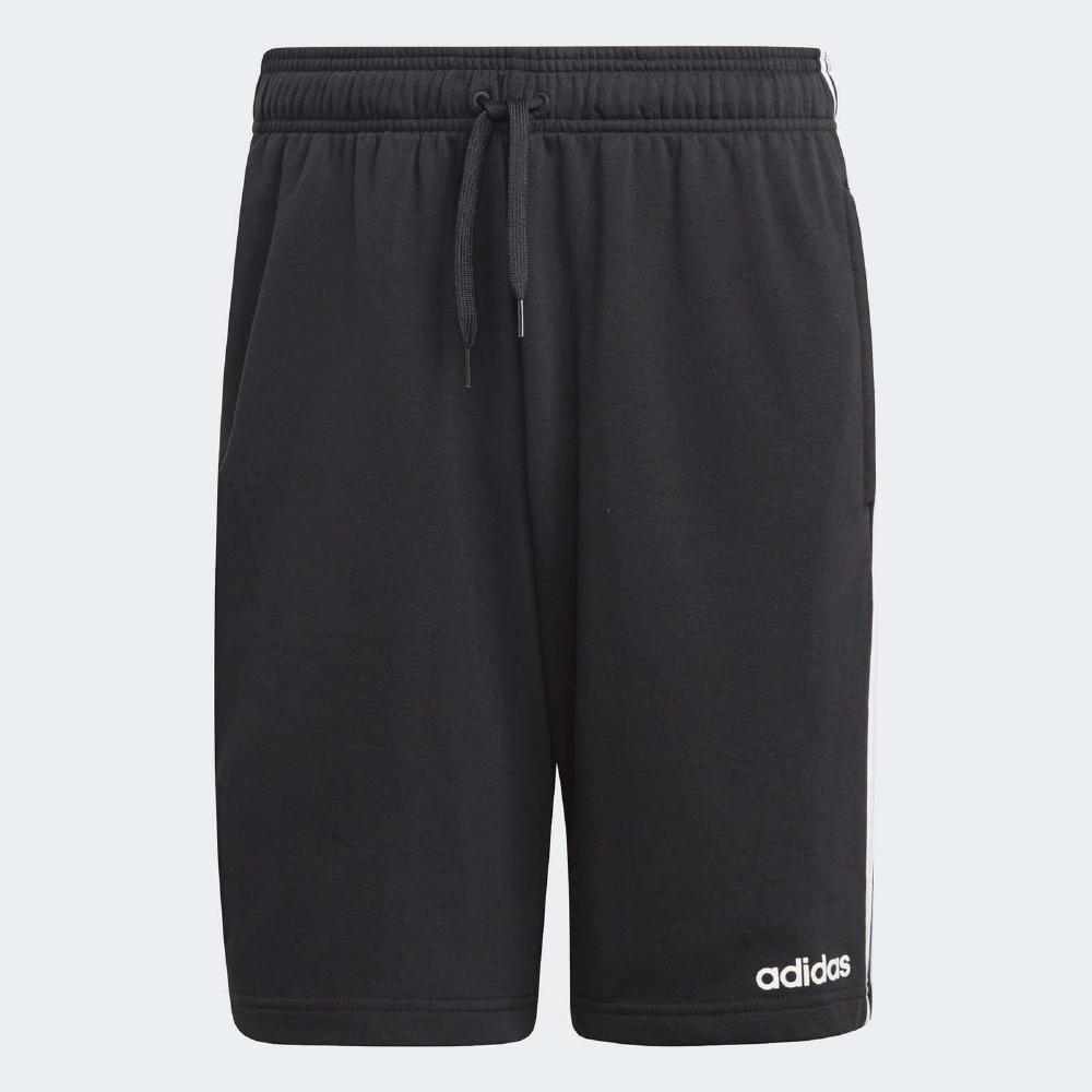 adidas 短褲 ESS 3 Stripes Shorts 男款 @ Y!購物
