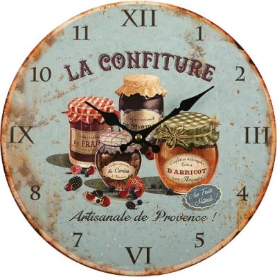 《VERSA》復古掛鐘(果醬29cm)