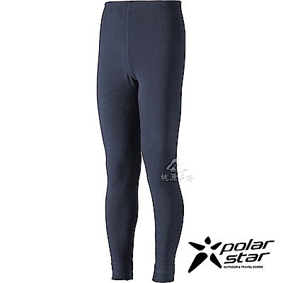 PolarStar 中性 保暖長褲(內穿)『深藍』P18435