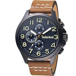 Timberland 叢林探險計時時尚錶(TBL.15026JSB/02A)46mm