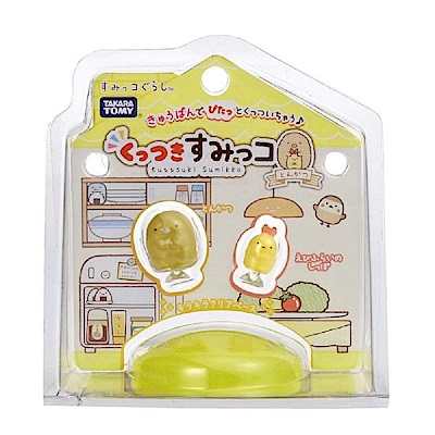 任選日本SUMIKKO 角落小夥伴吸盤公仔 炸豬排 TP11975