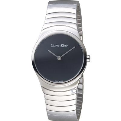 Calvin Klein 極簡石英錶(K8A23141)