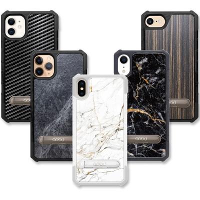 apbs iPhone全系列 專利軍規防摔立架手機殼