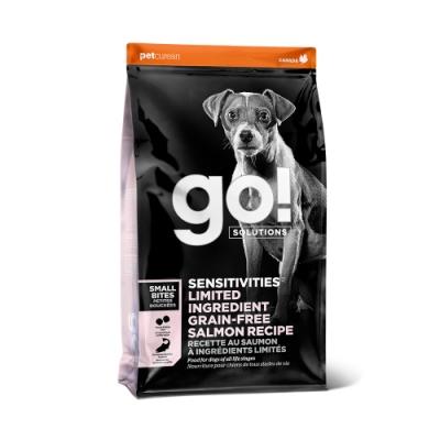 Go! 低致敏鮭魚 小顆粒 6磅 全犬無穀配方
