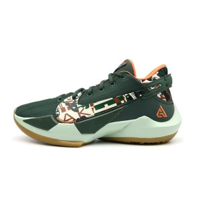 Nike ZOOM FREAK 2 EP 男籃球鞋-綠-DC9854300