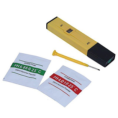 PH測試筆 溫度補償 酸鹼高精度