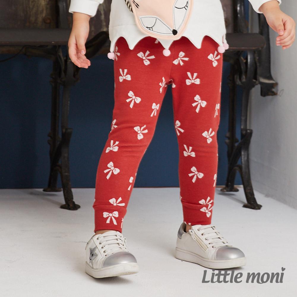 Little moni 印圖合身褲(共2色)