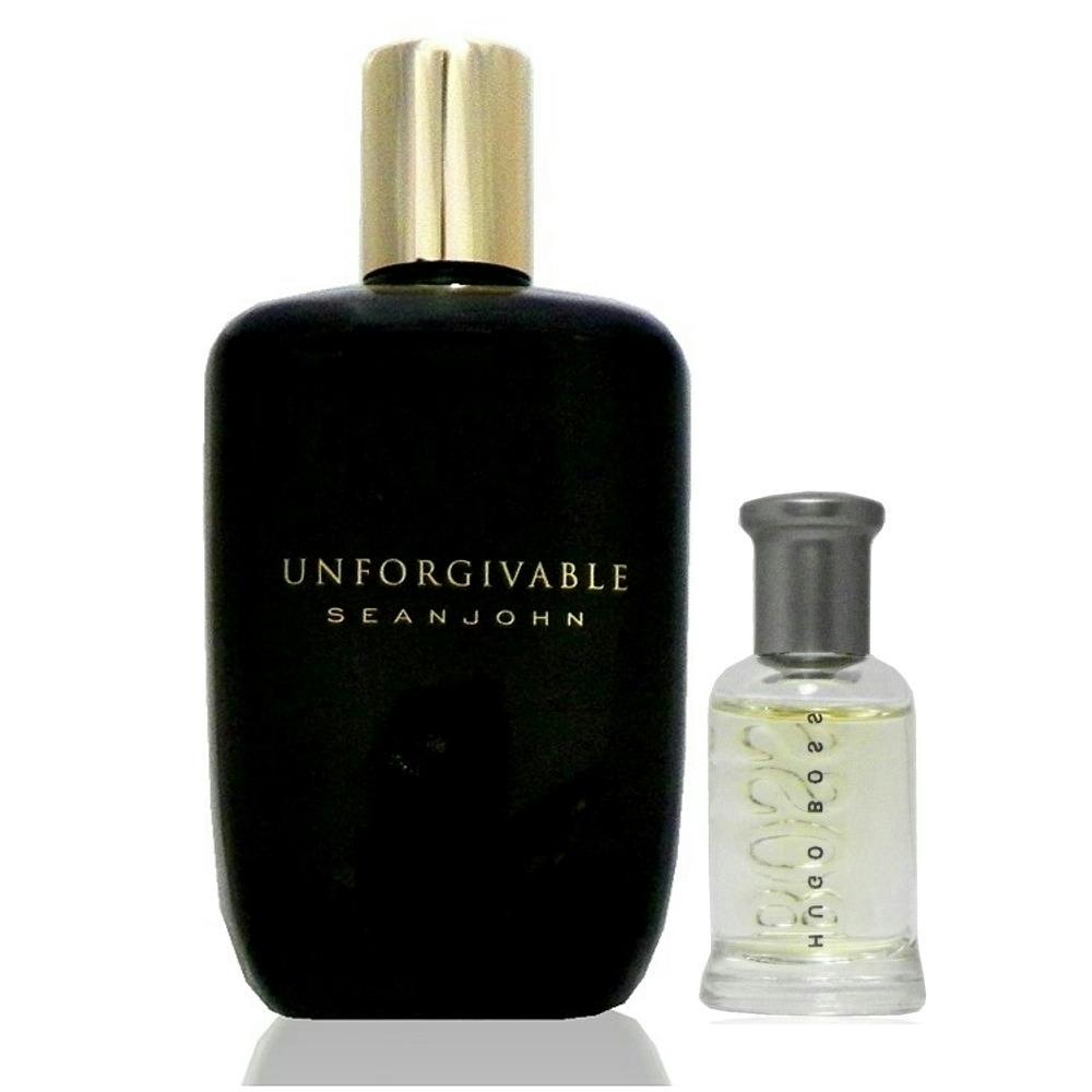 Sean John Unforgivable 不可原諒男性淡香水125ml 搭贈自信4ml