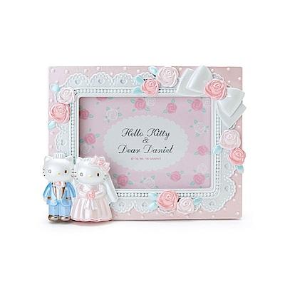 Sanrio HELLO KITTY&DANIEL浪漫婚禮系列相框