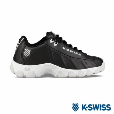 K-SWISS ST329 CMF復古老爹鞋-女-黑