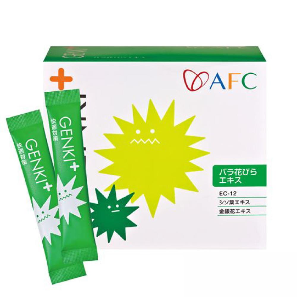 【AFC宇勝】GENKI+ 快適對策 60包/盒