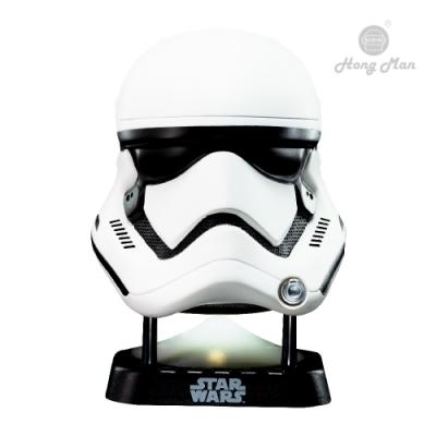 CAMINO 星際大戰系列 帝國風暴兵頭盔 迷你藍牙喇叭