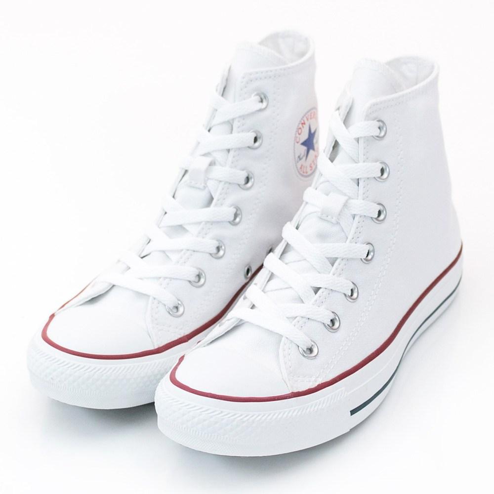 CONVERSE-男女休閒鞋M7650C-白