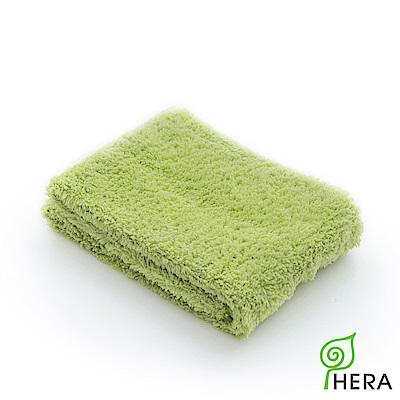 HERA 3M專利瞬吸快乾抗菌超柔纖運動巾-香草綠