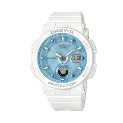 CASIO BABY-G/潮流尖端雙顯運動腕錶/BGA-250-7A1