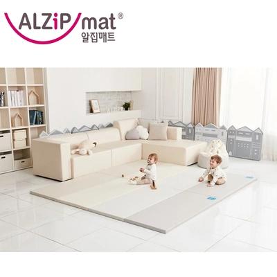 ALZiPmat 韓國 ECO系列 經典四折摺疊地墊-多款可選