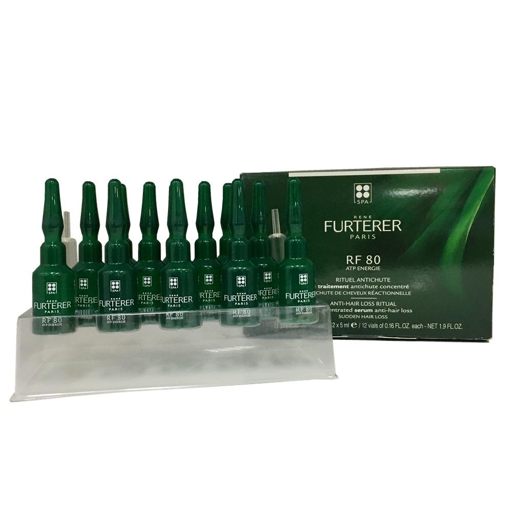 FURTERER萊法耶 RF80 養髮能量精華(5ml*12入)