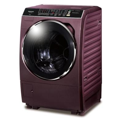 [館長推薦]Panasonic 15公斤ECONAVI洗脫烘滾筒洗衣機NA-V168DDH-V