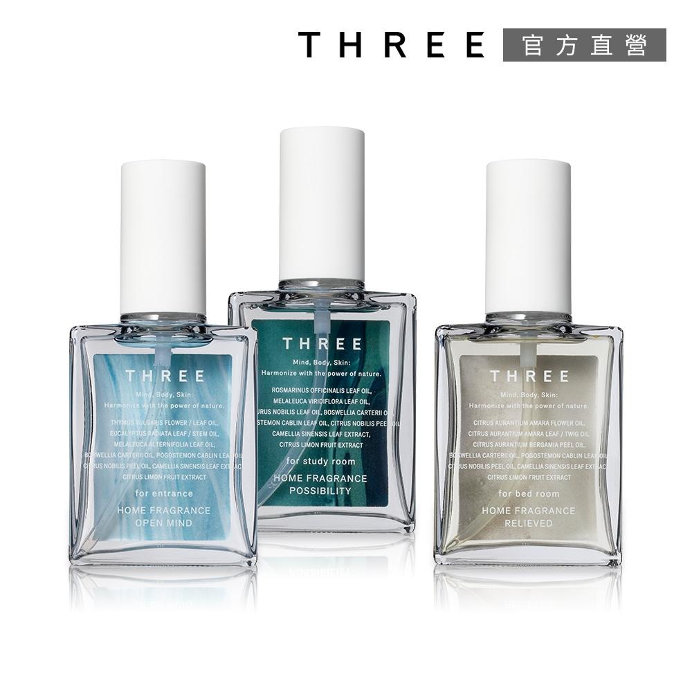 THREE 精油香氛噴霧 74mL(3款任選)