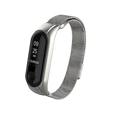 小米手環3米蘭金屬錶帶腕帶-磁吸版 @ Y!購物